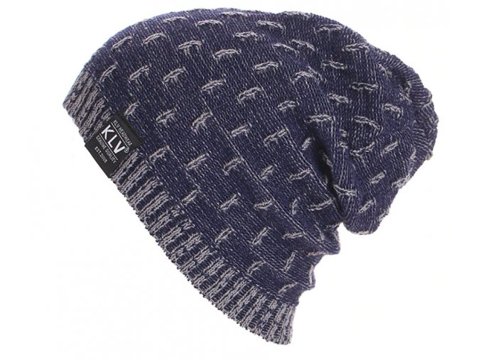 Zimna ciapka modra