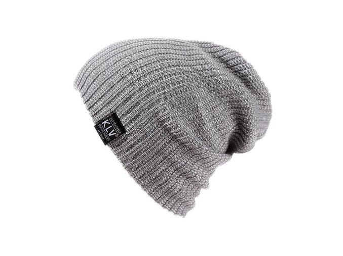 Zimná čiapka - gray