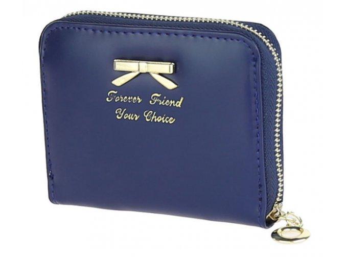 modra peňaženka