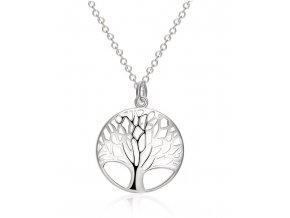 Prívesok na retiazke - stromček