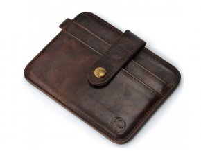 Pánska peňaženka, hnedá