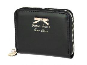cierna malá peňaženka