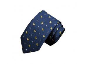 Modra kravata dogs