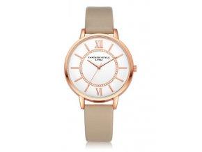 de40479346a Elegantné hodinky Zn. Lvpai - beige