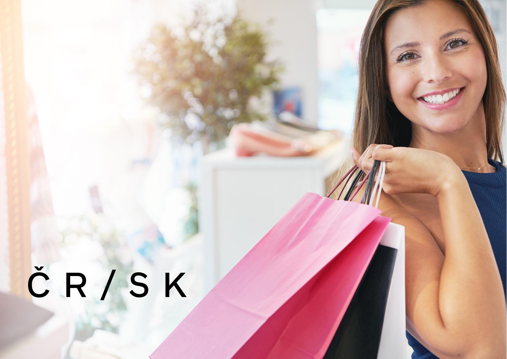 Jak nakupovat ČR/SK