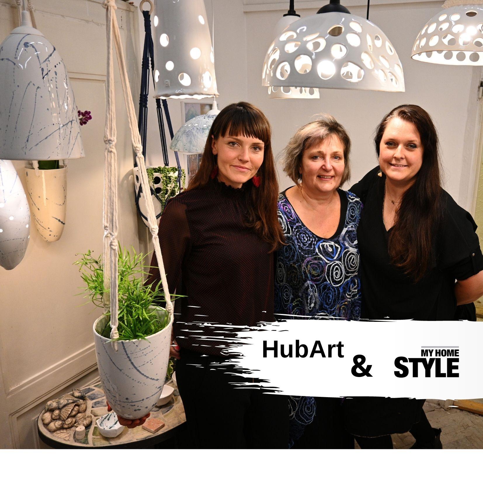MY HOME STYLE & HUBART spolupráce pro Prague Design Week