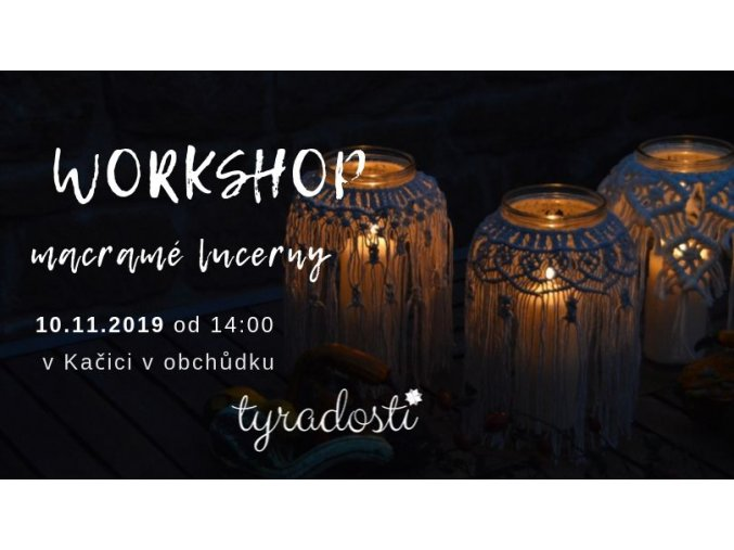 WORKSHOP MACRAME LUCERNY 10.11
