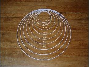 popisky kruhy