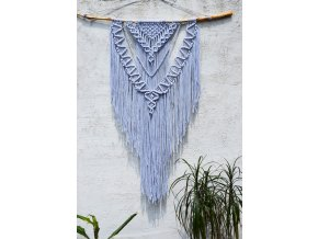 Macramé LIGHT GREY XXL