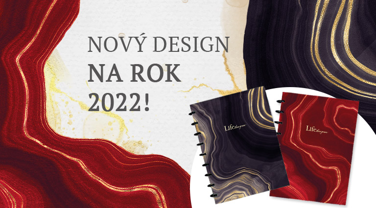 Nový design 2022