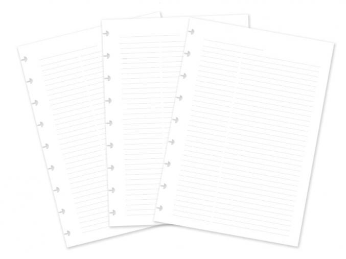 nahradni listy strukturovane TRI