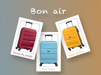 Bon air - Kufry American Tourister