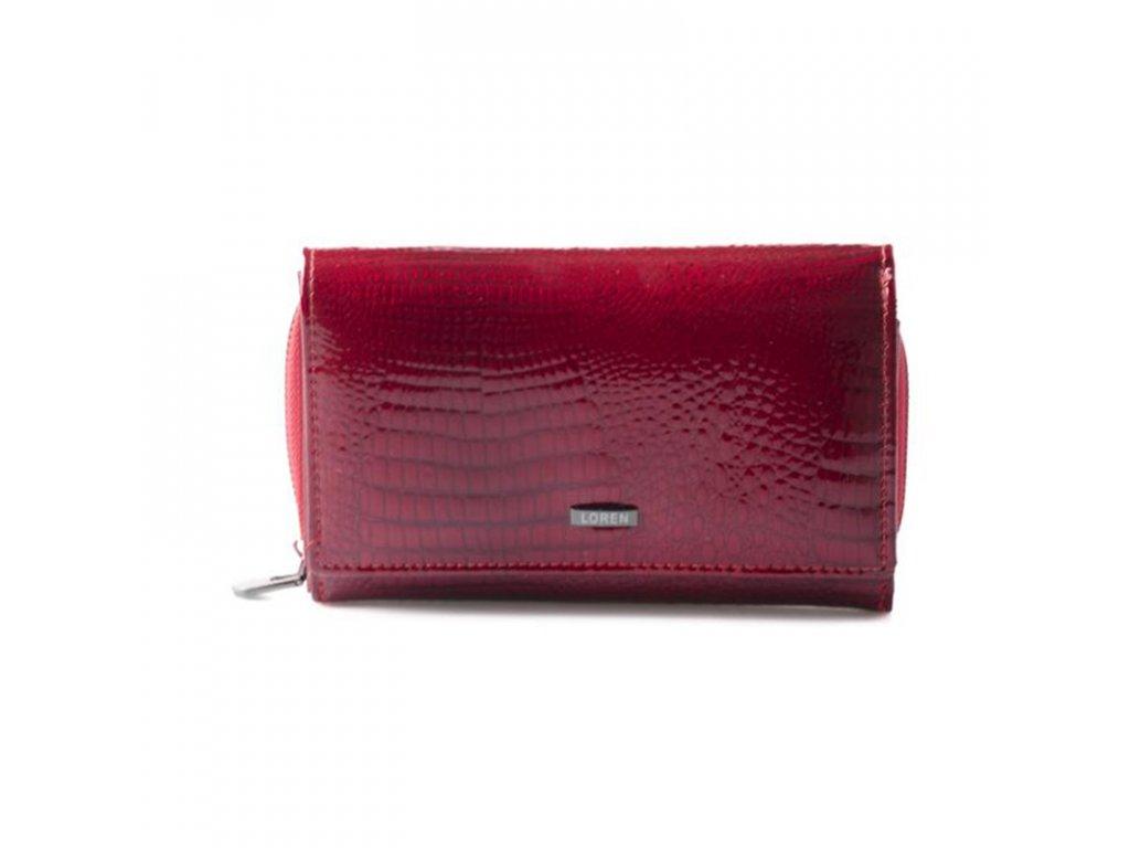 LOREN dámská peněženka Sigma červená