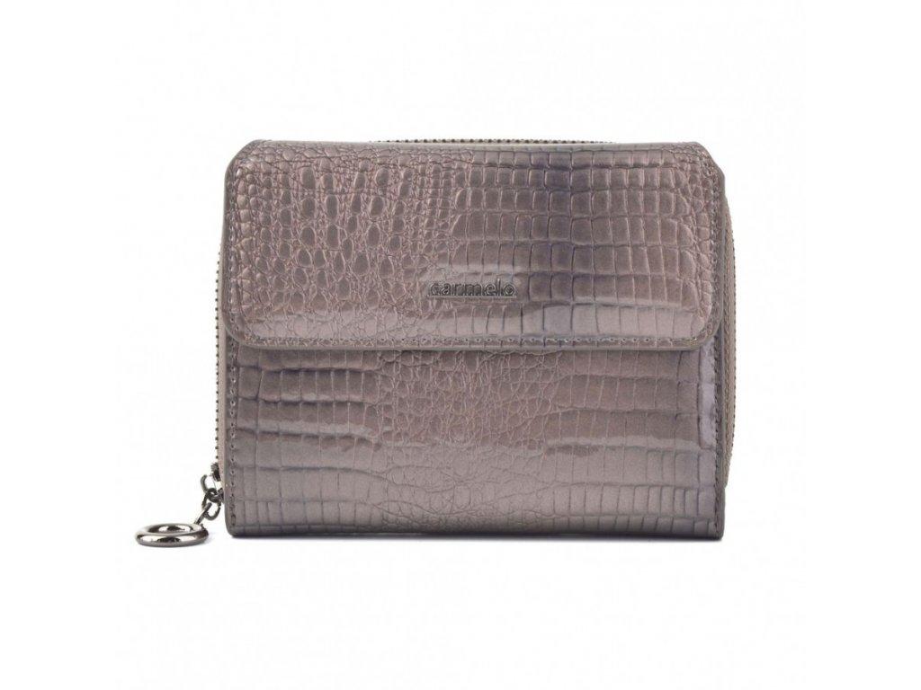 Carmelo dámská peněženka šedá