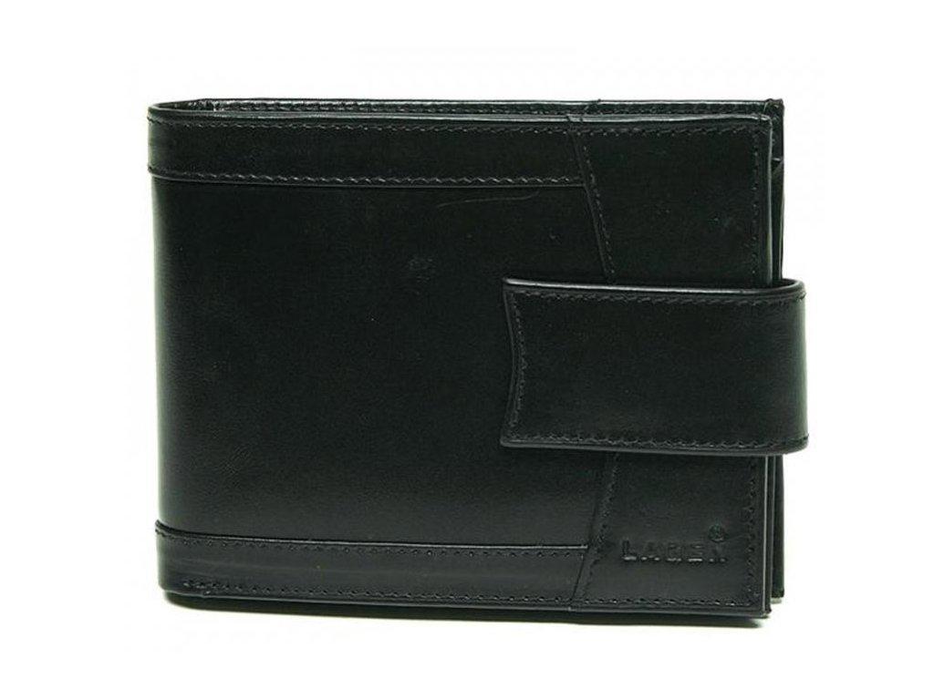 Lagen pánská peněženka černá
