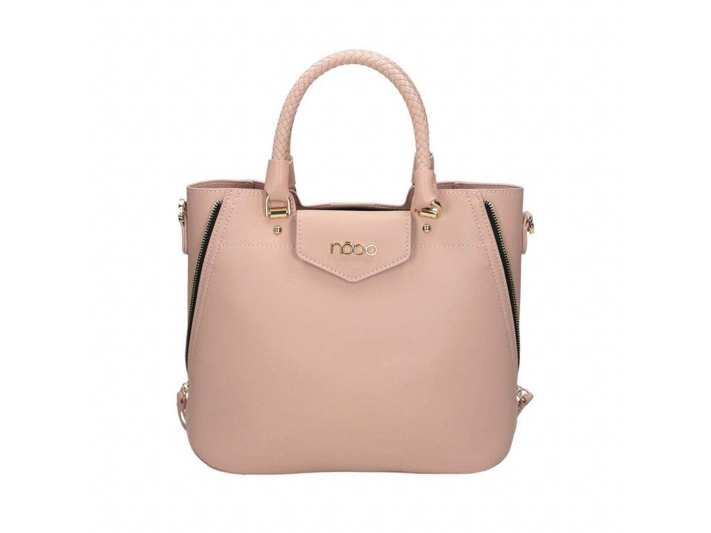 Dámská NOBO kabelka růžová
