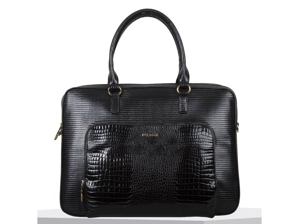 Pracovní kabelka Bulaggi Liatris laptopbag černá