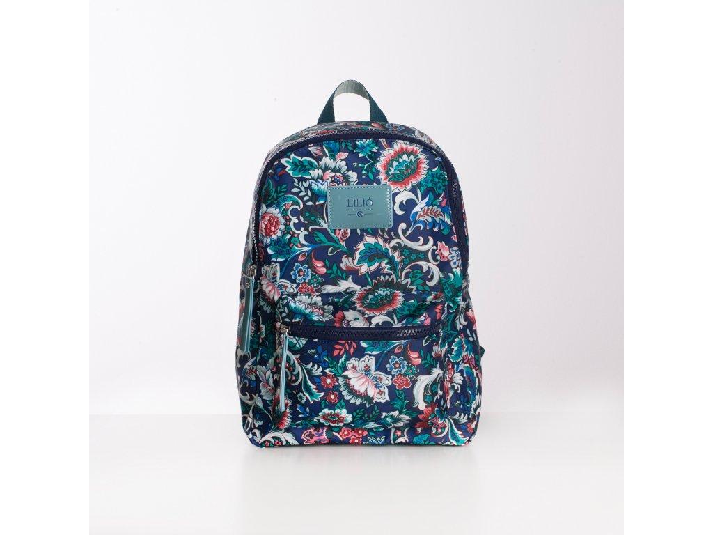 LiLiÓ dámský batoh modrý