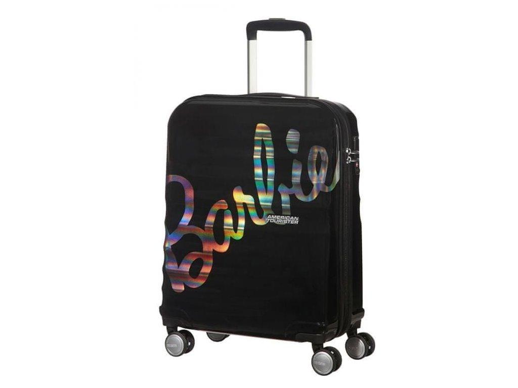 Cestovní kufr AMERICAN TOURISTER WAVEBREAKER BARBIE SPINNER 55/20
