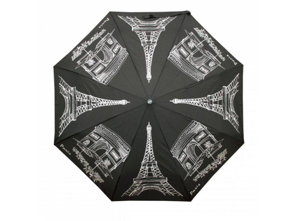 Doppler dámský skládací deštník -Paříž