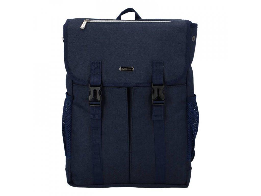 Coveri univerzální batoh modrý