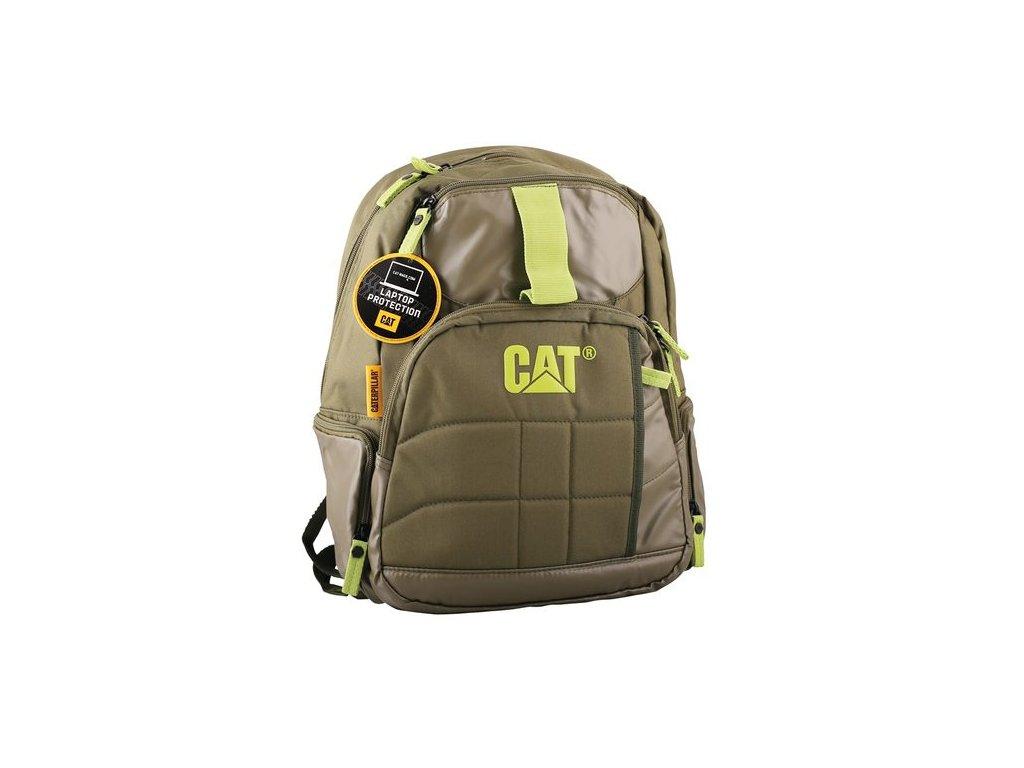 CAT BATOH -zelený