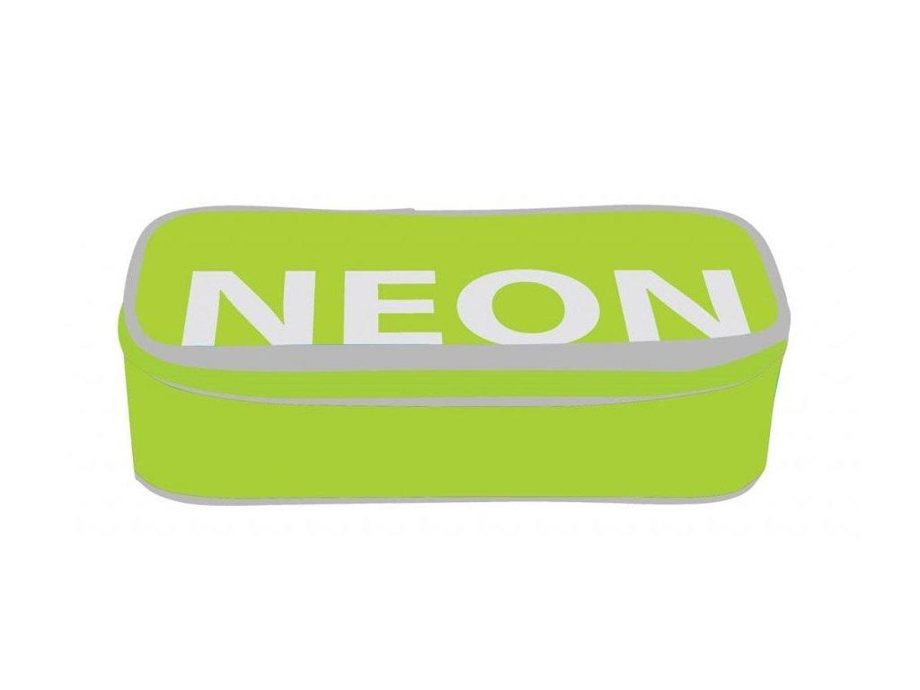 Pouzdro etue komfort OXY NEON Green OXYBAG