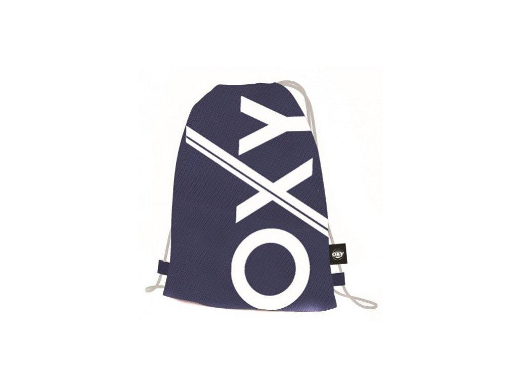 Oxy vak na záda -modrý