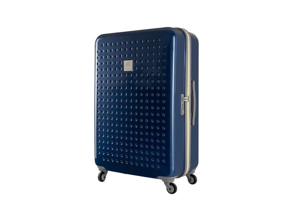 SuitSuit Cestovní kufr 70 - Matrix Denim Teal