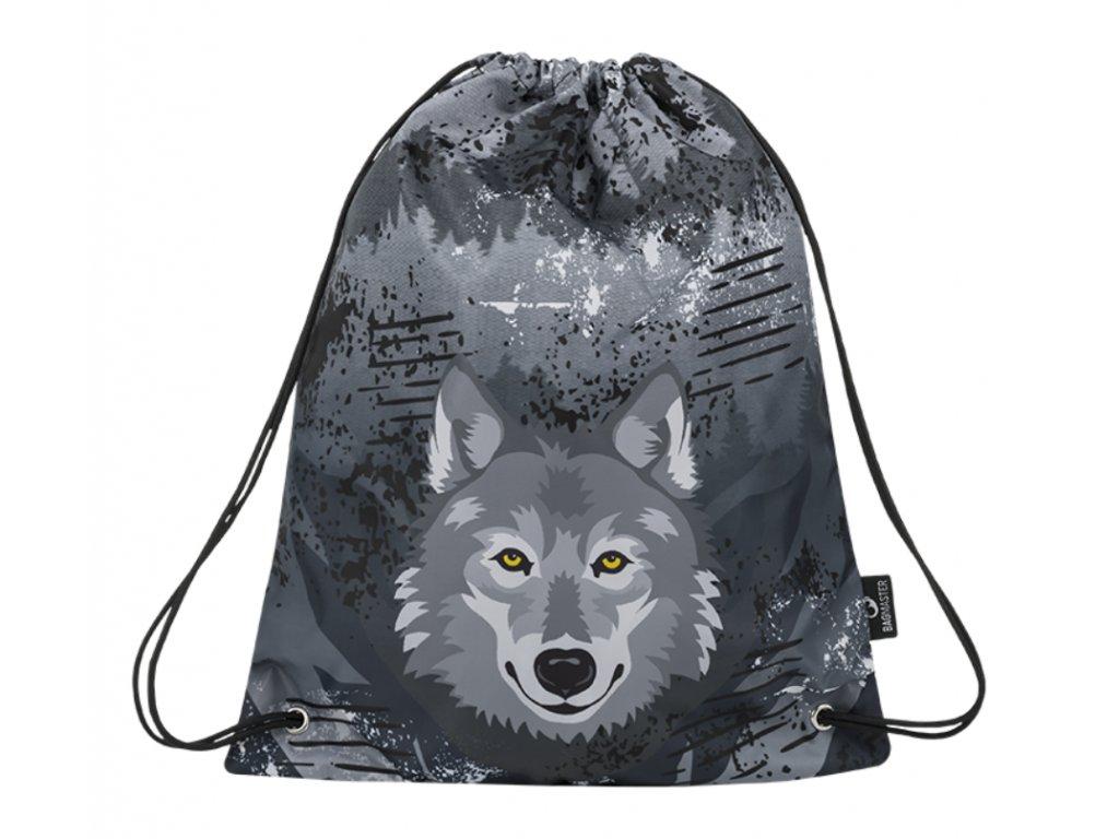 Bagmaster školní pytlík - vlk