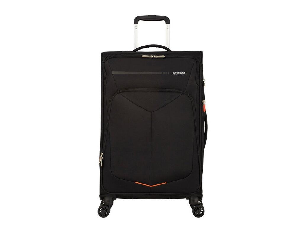 Střední kufr American Tourister SUMMERFUNK černý