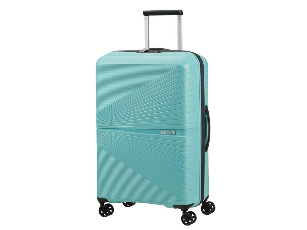Cestovní kufr American Tourister AIRCONIC Světle modrý