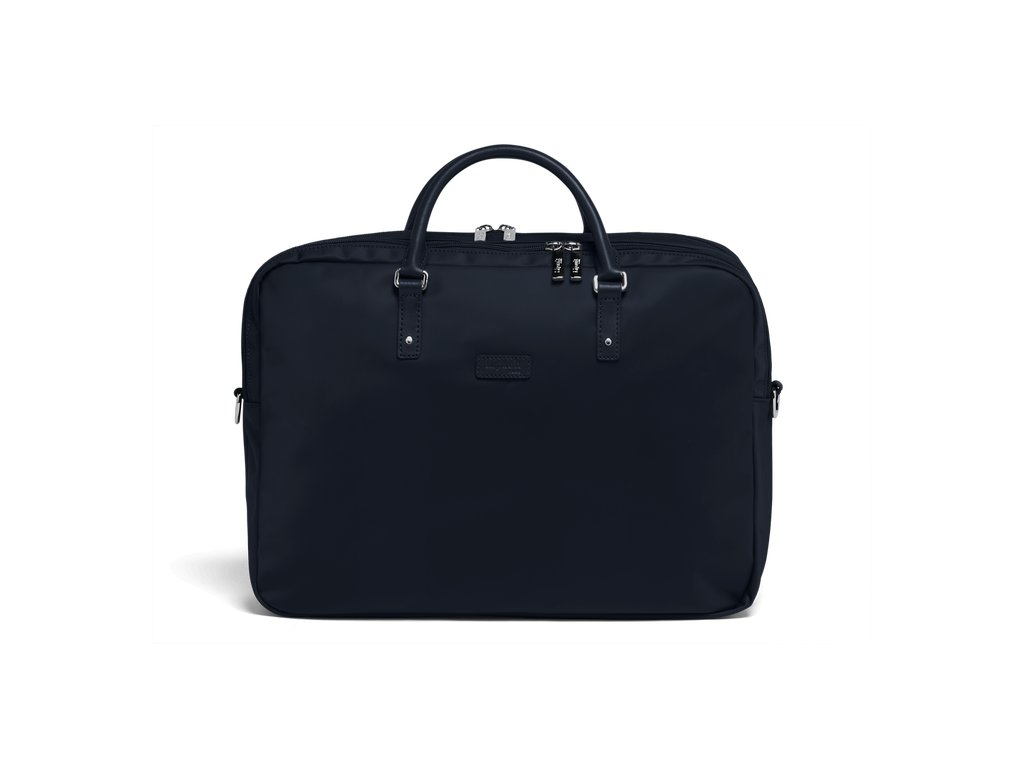 """Dámská taška Lipaut  lad plume na notebook 15.6""""  modrá"""