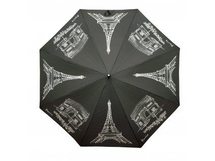 Doppler dámský holový vystřelovací deštník Flex AC PARIS