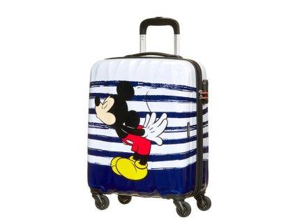 Kabinový kufr American Tourister DISNEY LEGENDS 55/20 Mickey KISS