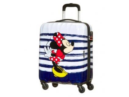 Kabinový kufr American Tourister DISNEY LEGENDS 55/20 Minnie KISS