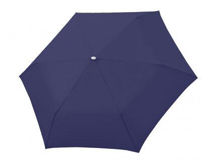 Doppler skládací deštník Carbonsteel Mini Slim uni modrý