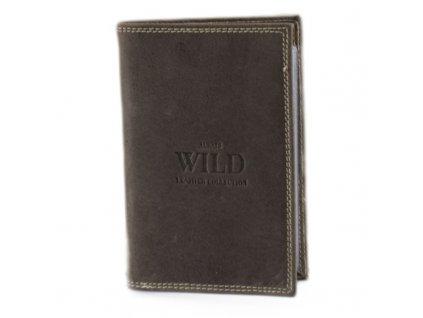 Dokladovka Always wild hnědá GR718-MH