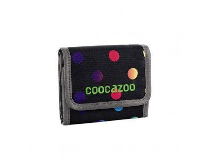 CooCaZoo puntikatá peněženka cashdash magic polka