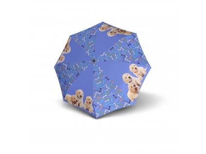 Doppler dětský holový vystřelovací deštník pejsci