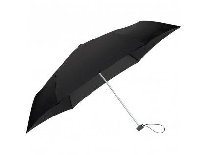 Samsonite skládací manuální deštník RAIN PRO černý