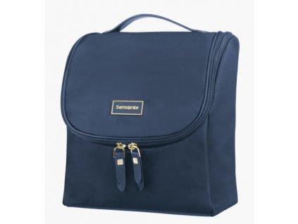 Samsonite toaletní kufřík na pověšení Karissa Cosmetic modrý