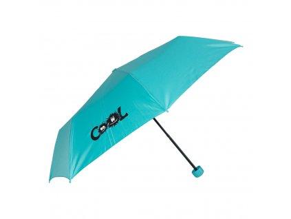 Doppler dětský skládací deštník -modrý