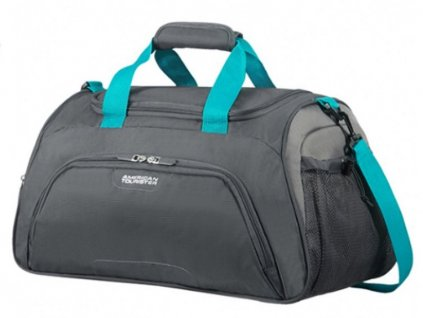 Cestovní taška American Tourister Road Quest 74147-4167 šedá
