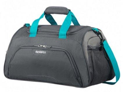 Cestovní taška American Tourister Road Quest S - šedá