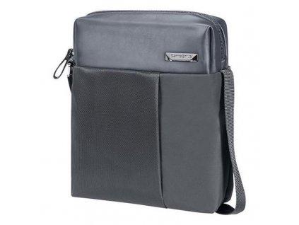 """Taška přes rameno Samsonite HIP-TECH Tablet Crossover 7.9""""  67691/1408 šedá"""