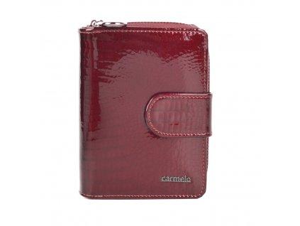 Carmelo dámská peněženka bordo
