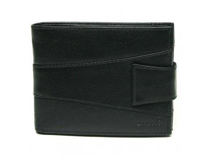 Lagen měkká pánská peněženka černá