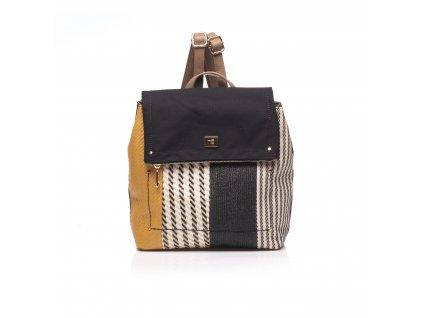 Nobo dámský batoh žluto černý