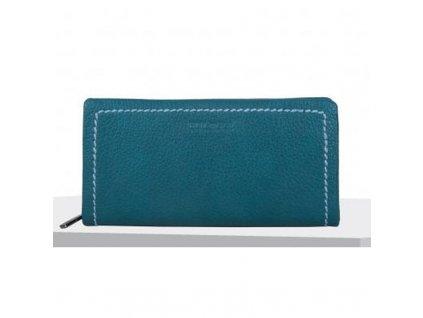 Bulaggi dámská peněženka Deb modro zelená